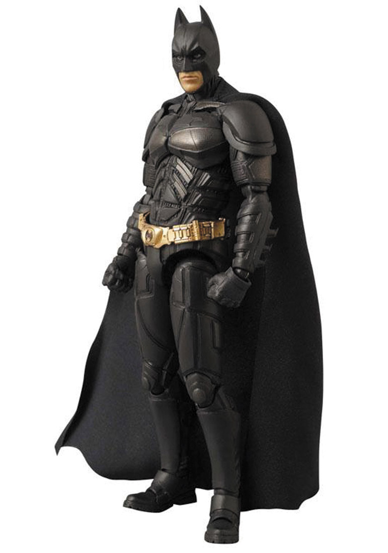 Batman The Dark Knight Rises Miracle Action Figure Batman 15 cm