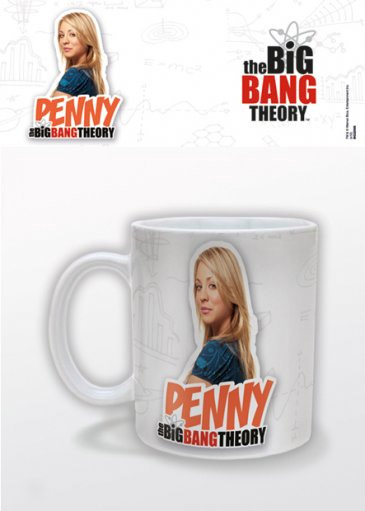 The Big Bang Theory Mug Penny