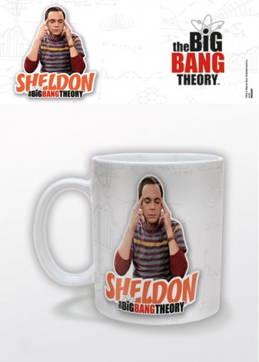 The Big Bang Theory Mug Sheldon