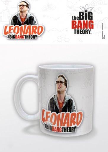 The Big Bang Theory Mug Leonard