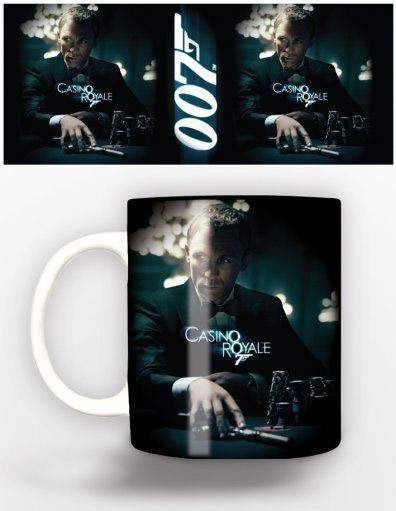 James Bond Mug Casino Royale