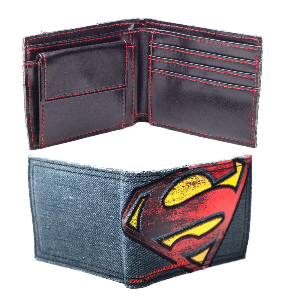 Superman Wallet Vintage Logo