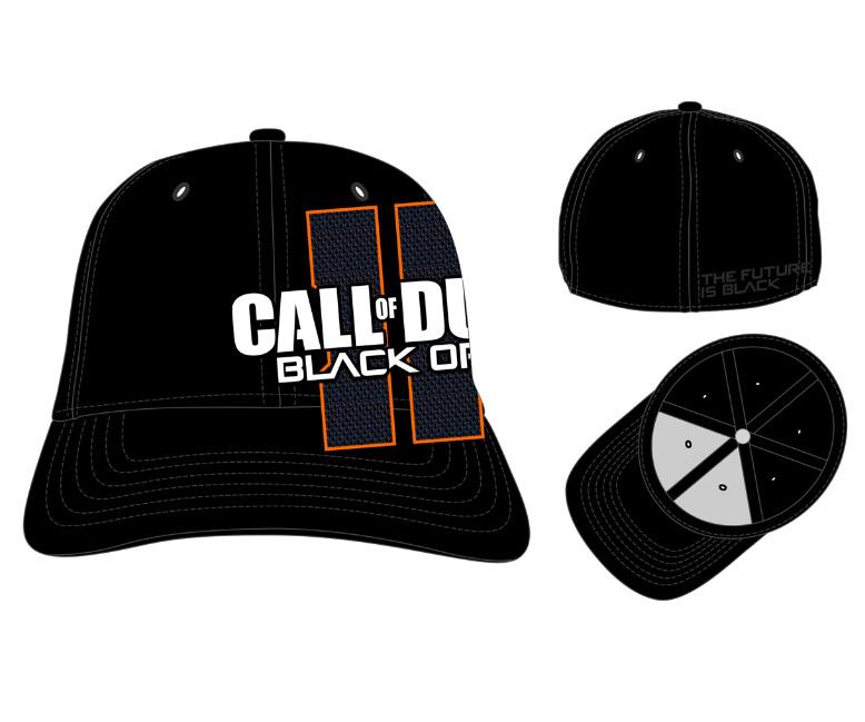 Call of Duty Black Ops II Flexfit Cap Logo