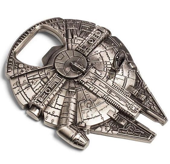Star Wars Bottle Opener Millennium Falcon