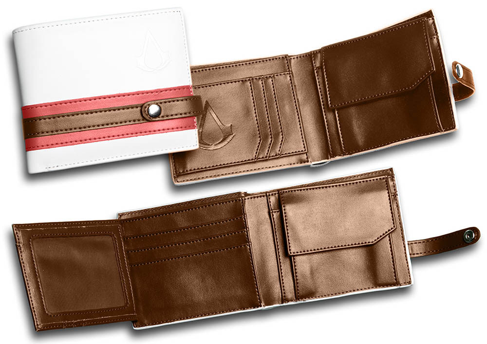 Assassin´s Creed Wallet Tri-Fold Assassin