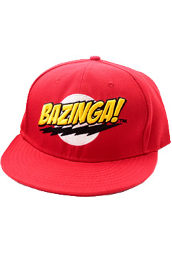 The Big Bang Theory Adjustable Cap Bazinga