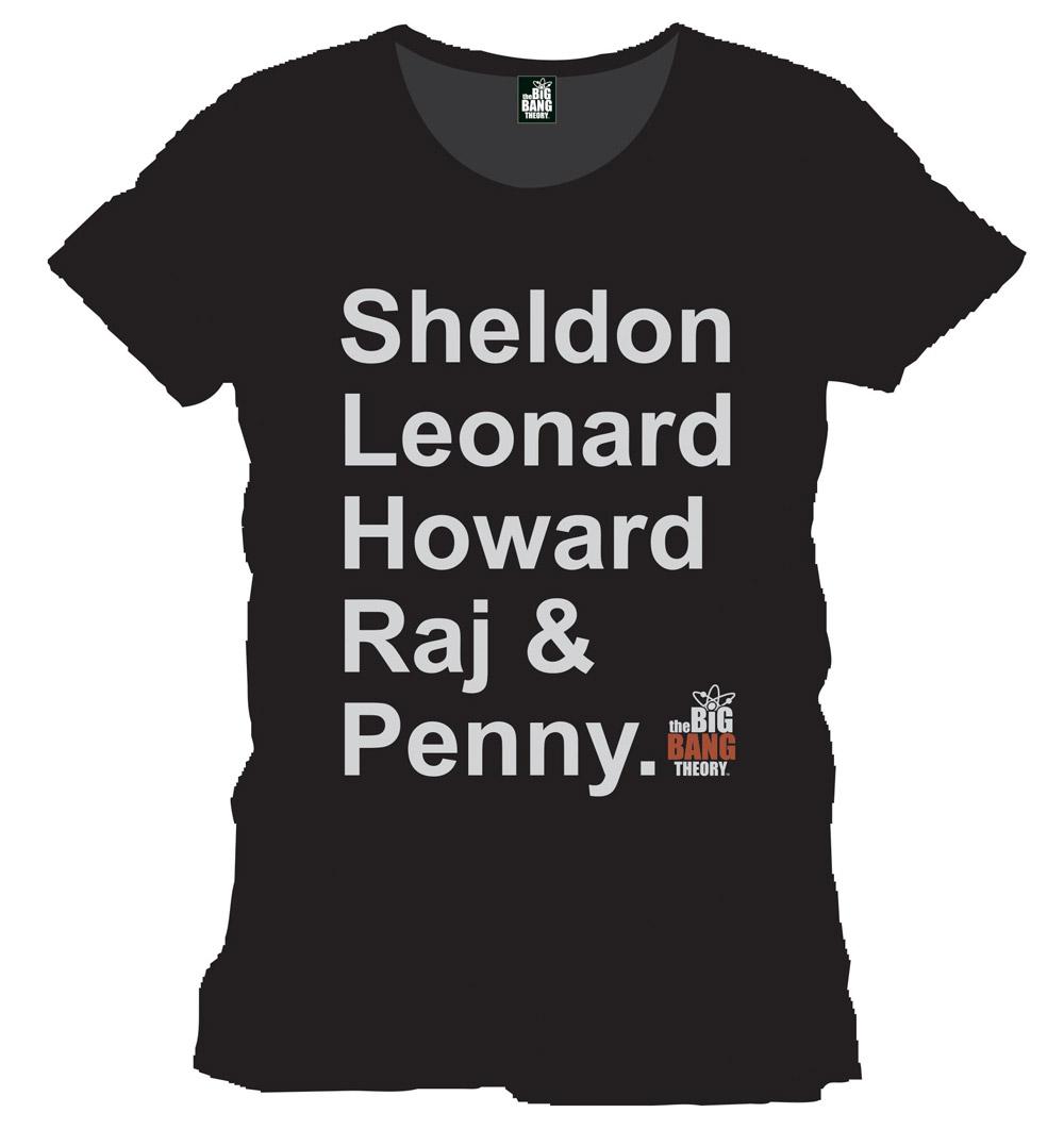 The Big Bang Theory T-Shirt...