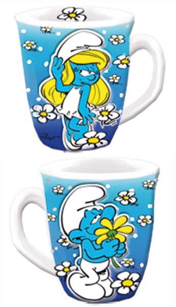 The Smurfs Mug Blue One