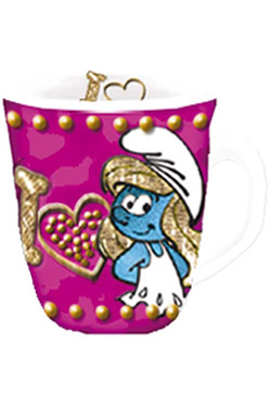 The Smurfs Mug I Love