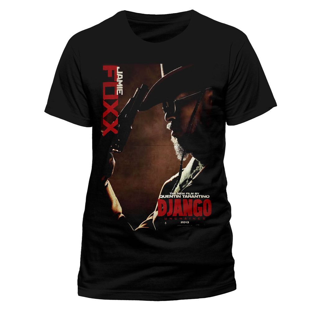 Django Unchained T-Shirt Jamie...