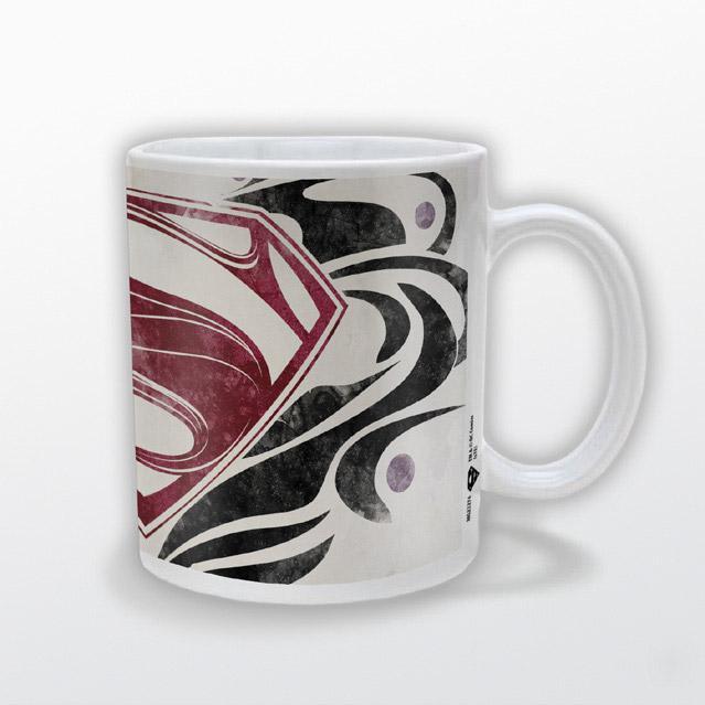 Man Of Steel Mug Tribal