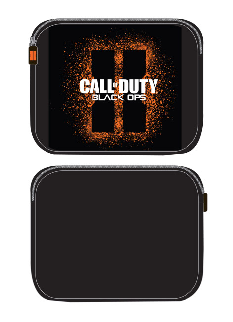 Call of Duty Black Ops II Laptop Cover Logo