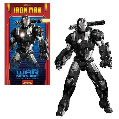 Iron Man Model Kit 1/8 War Machine 23 cm