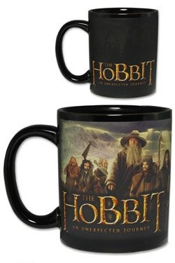 The Hobbit Thermal Mug Characters