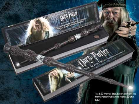 Harry Potter Illuminating Wand Albus Dumbledore 36 cm