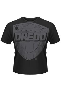 Judge Dredd T-Shirt Jumbo Badge Size M