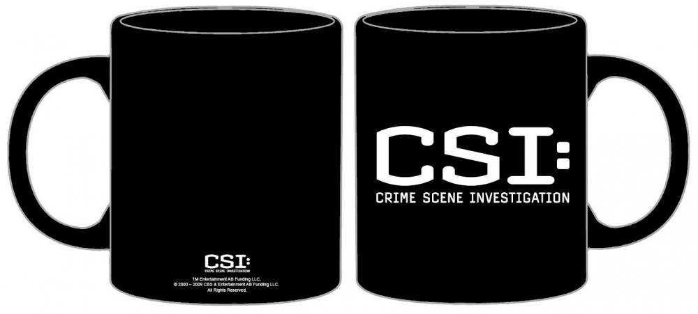 CSI Mug Logo