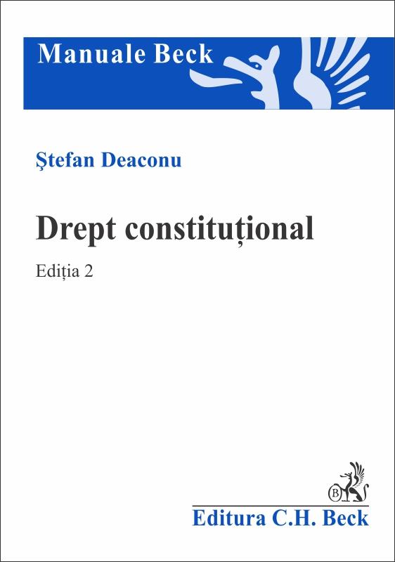 DREPT CONSTITUTIONAL EDITIA 2