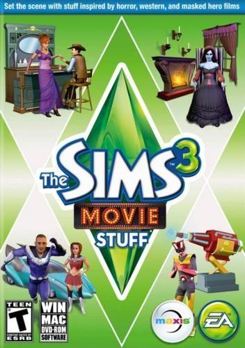 THE SIMS 3 MOVIE STUFF - PC