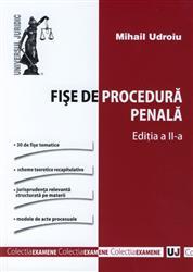 FISE DE PROCEDURA PENALA. EDITIA 2