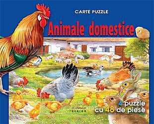 ANIMALE DOMESTICE - PUZZLE