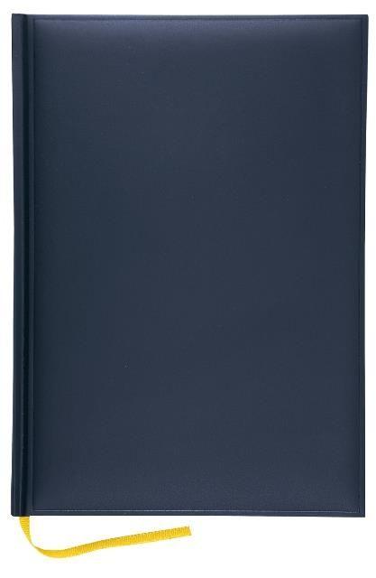 Agenda A5,nedatata,192p,albastru inchis
