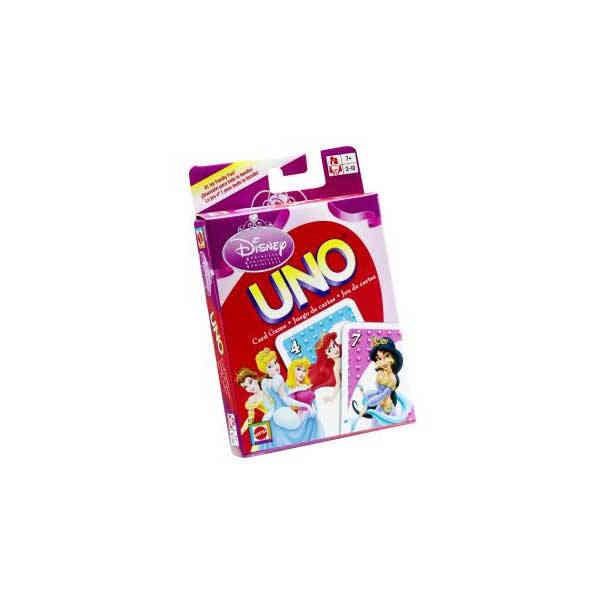 Joc Uno Princess