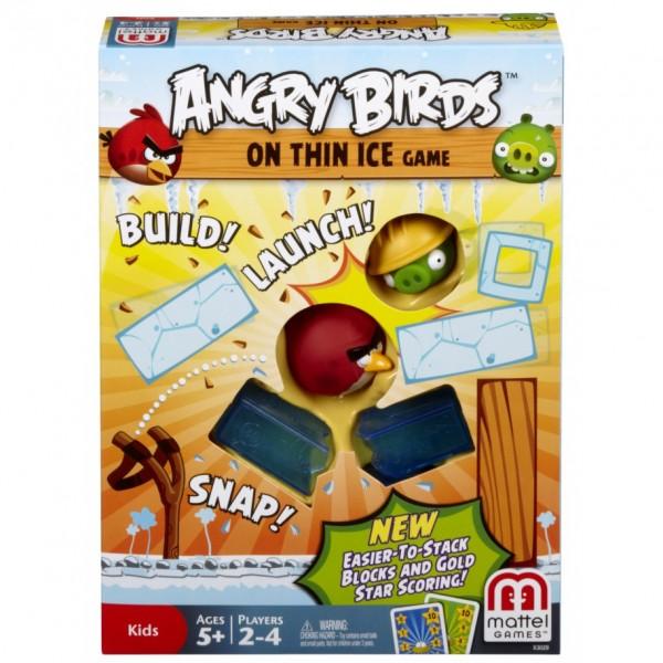zzJoc Angry Birds On thin ice