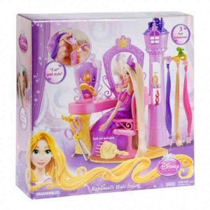 Set salon coafura Rapunzel