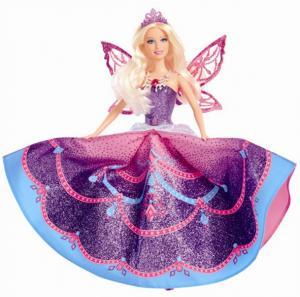 zzPapusa Barbie Printesa Catania