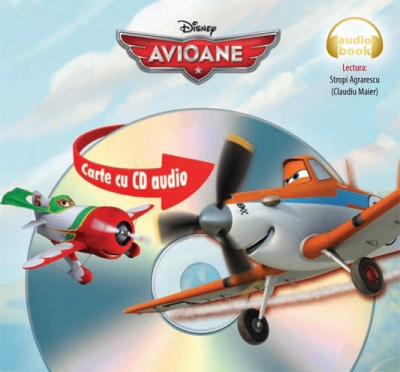 AVIOANE. FORMAT MIC CARTE+CD
