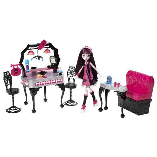 Set Monster High Dracula la cina
