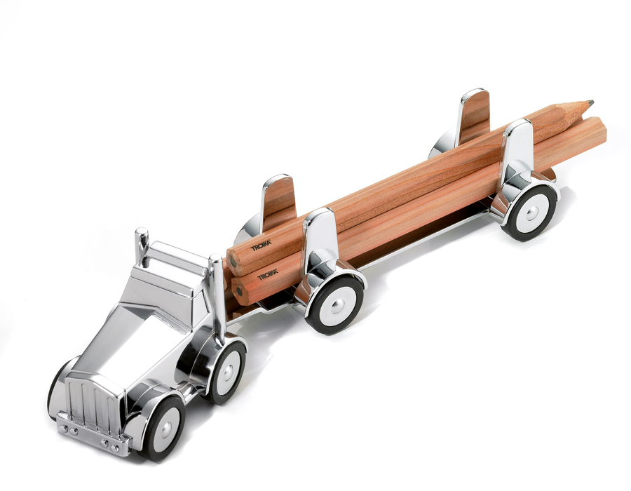 Suport accesorii birou,Lumber Truck