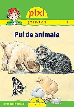 PIXI STIE TOT. PUI DE ANIMALE