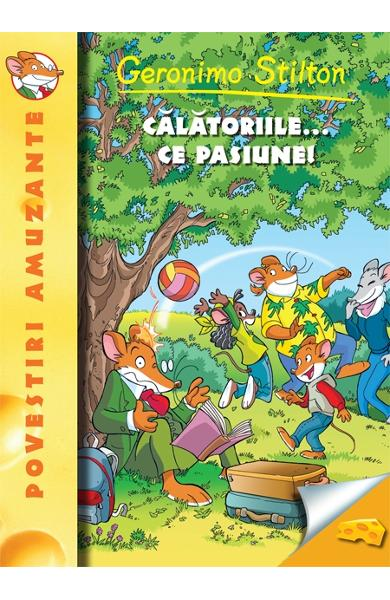 CALATORIILE… CE PASIUNE! (VOL 5)