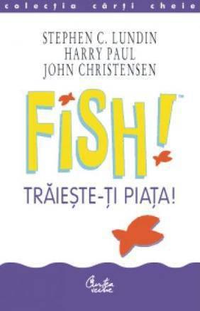 FISH! STEPHEN LUNDIN