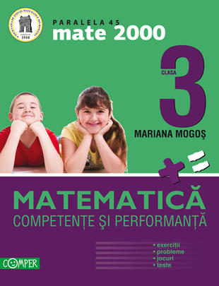 Mate 2000 Cls. III. Competente Si Performanta, Mariana Mogos