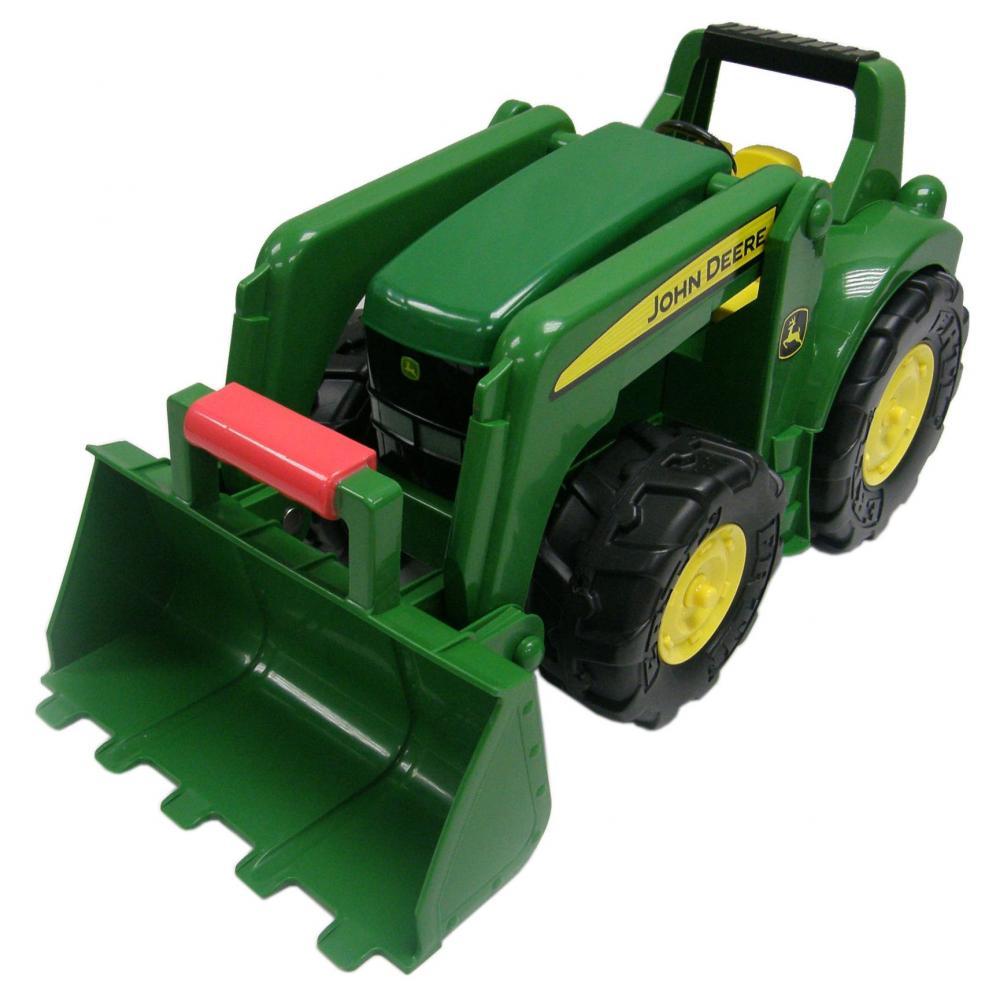 Tractor escavator mare John Deere
