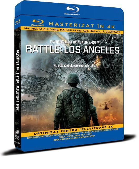 INVADAREA LUMII: BATALIA LOS ANGELES 4K