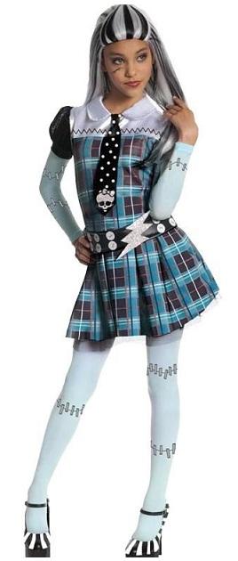 Costum fete Frankie Stein S Monster High