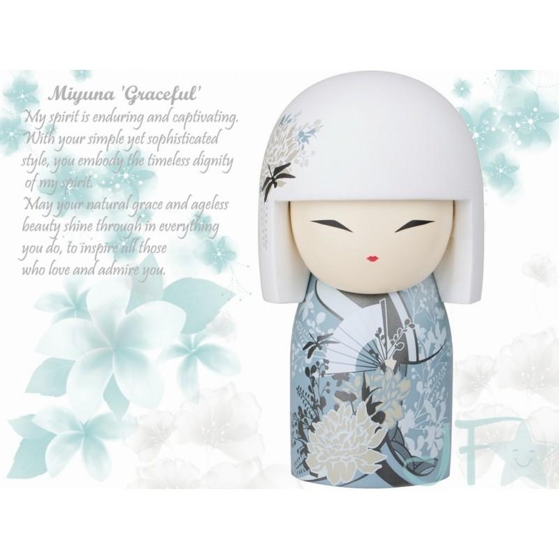 Figurina mare Miyuna,Kimmidoll