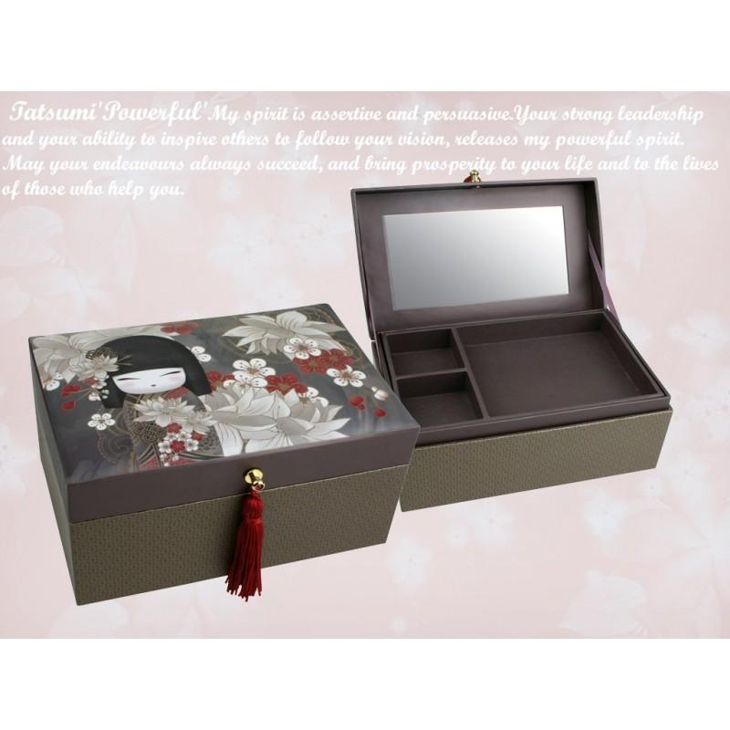 Cutie pentru bijuterii Tatsumi,Kimmidoll