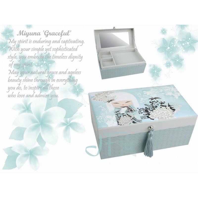 Cutie pentru bijuterii Miyuna,Kimmidoll