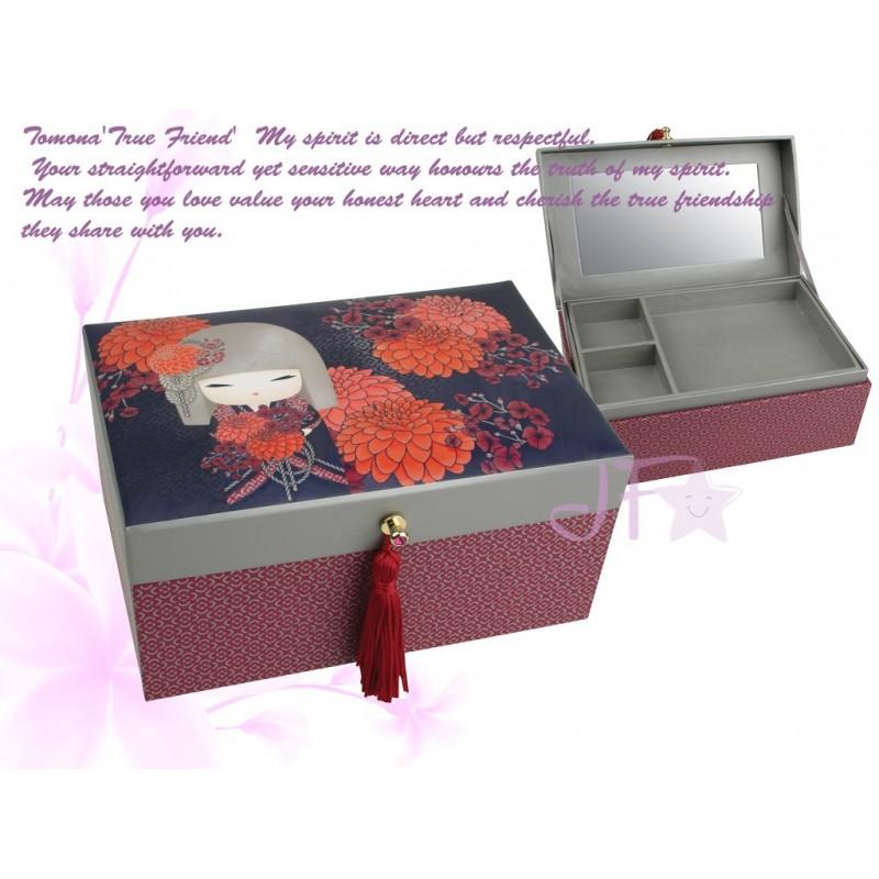 Cutie pentru bijuterii Tomona,Kimmidoll