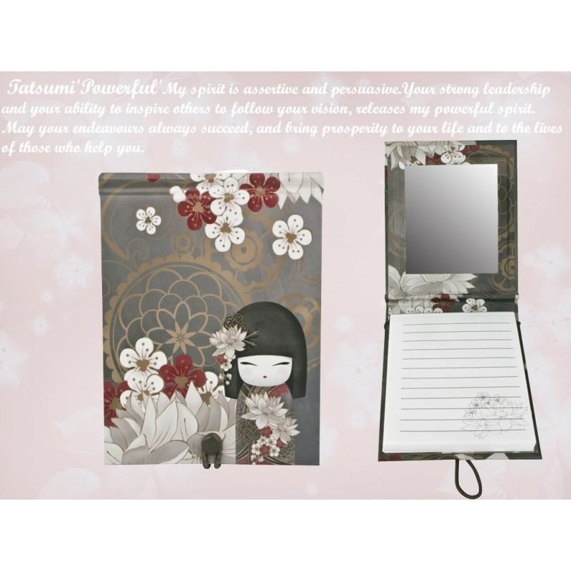 Carnetel cu oglinda Tatsumi,Kimmidoll