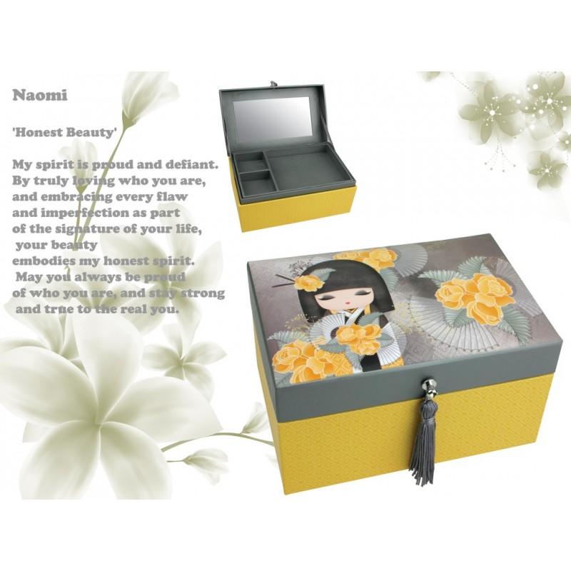 Cutie pentru bijuterii Naomi,Kimmidoll