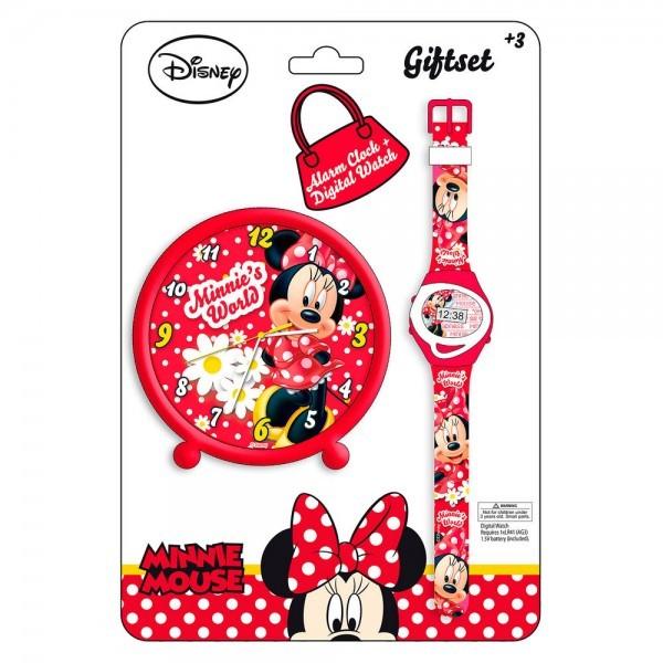 Set cadou ceas mana+ceas masa,Minnie