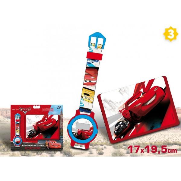 Set cadou ceas mana+portofel,Cars