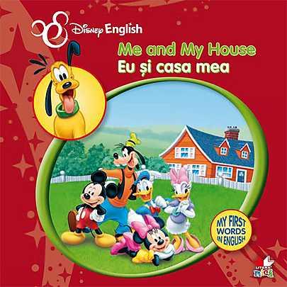 EU SI CASA MEA. MY FIRST WORDS IN ENGLISH