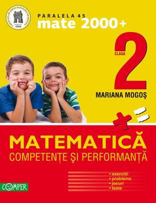 Mate 2000 Cls. II. Competente Si Performanta, Mariana Mogos